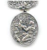 medal sw huberta