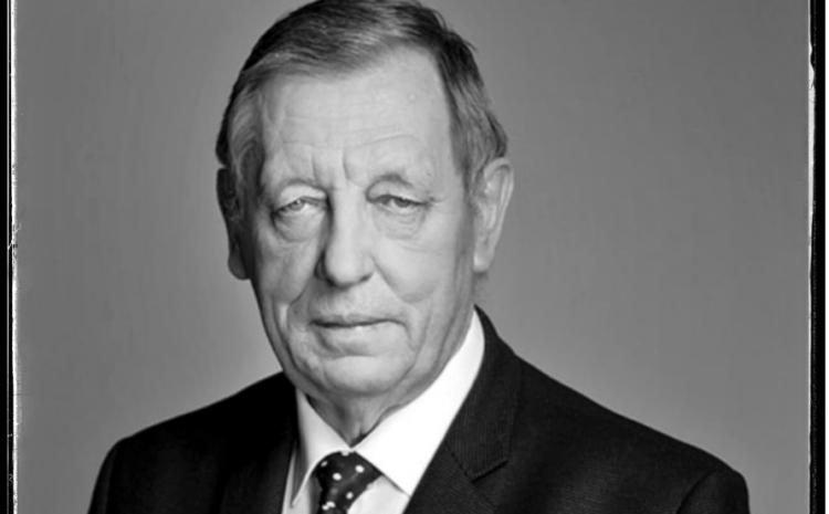 Prof. Jan Szyszko nie żyje