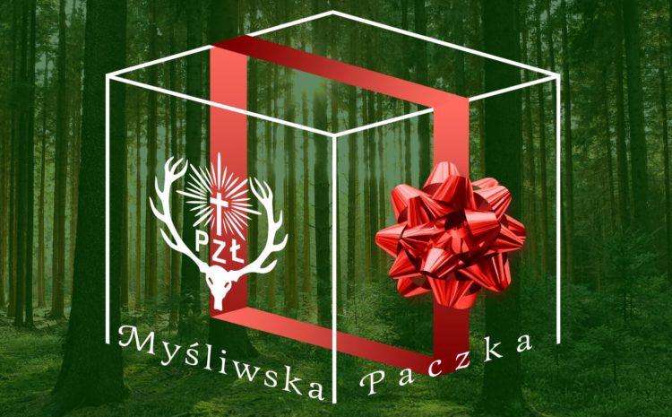 "Rusza akcja ""Myśliwska paczka"""
