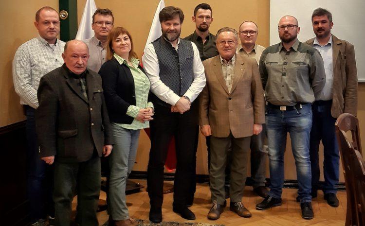 Posiedzenie Komisji Kynologicznej NRŁ 5.03.2020 r.