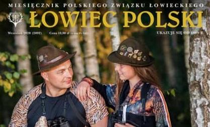 """Wydawanie miesięcznika """"Łowiec Polski"""" będzie tańsze"""