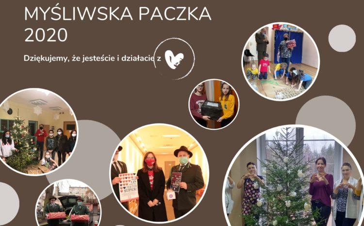 Myśliwska Paczka 2020 poszła na rekord!