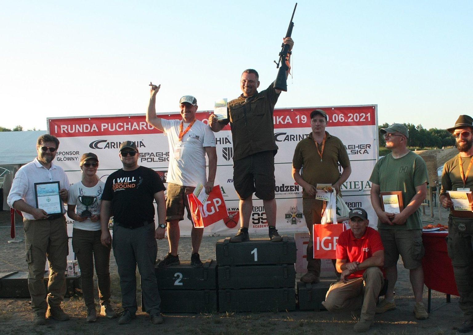 Puchar Polski Open Long Range Shooting. Relacja z zawodów.