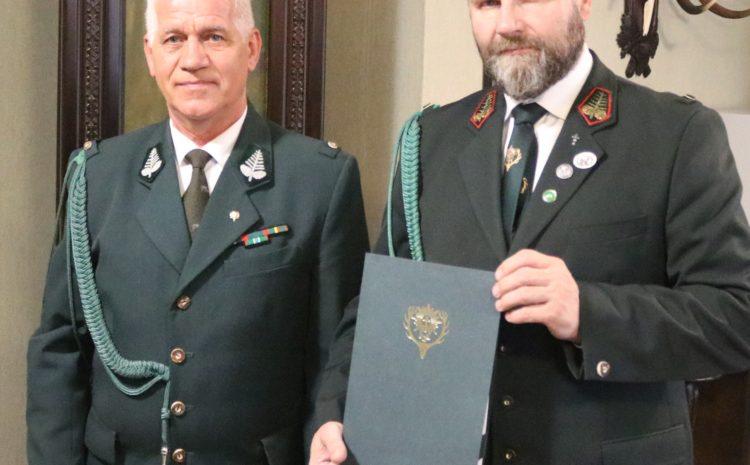 Powołanie nowego przewodniczącego Zarządu Okręgowego PZŁ w Skierniewicach